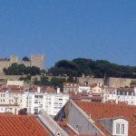 Lisbon, Castelo De Sao Jorge